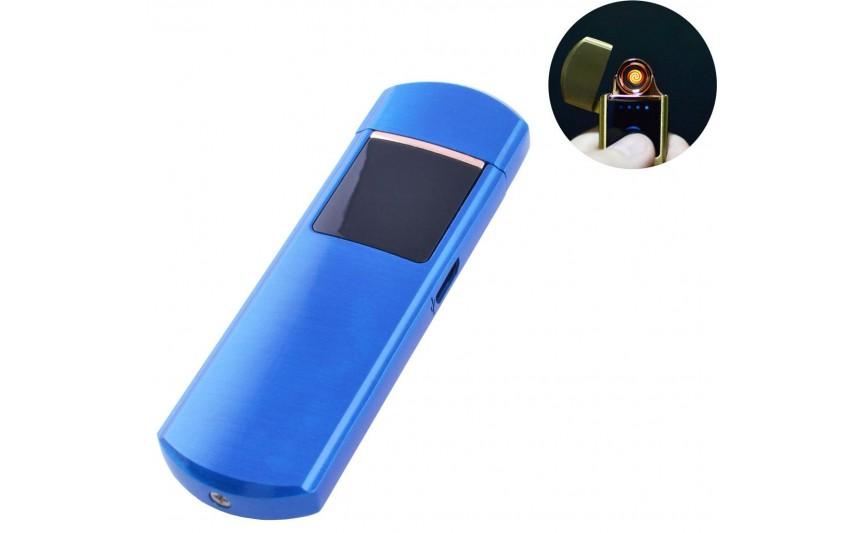 USB зажигалка XIPIE №HL-73 Blue
