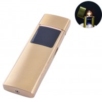 USB зажигалка XIPIE №HL-74 Gold