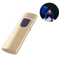 USB зажигалка Lighter №HL-75 Gold