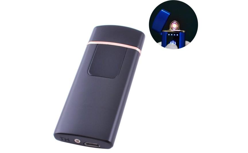 USB зажигалка Lighter №HL-76 Black