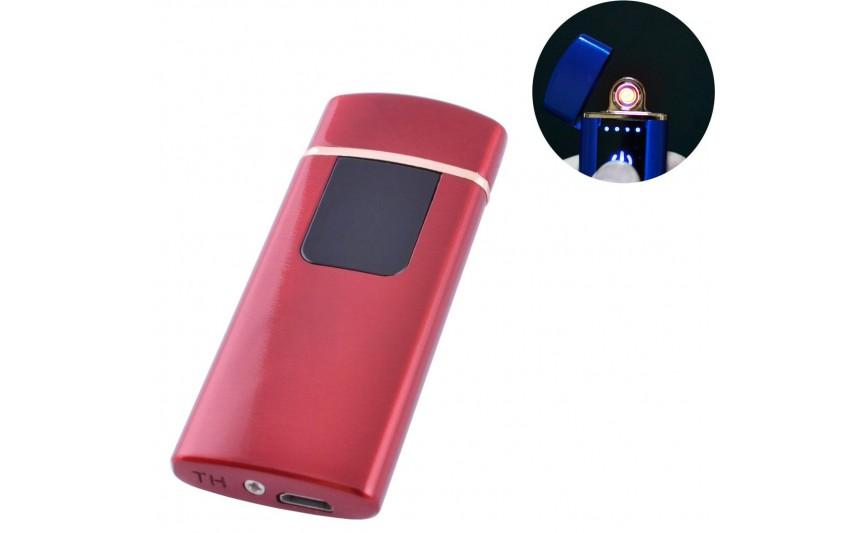 USB зажигалка Lighter №HL-76 Red