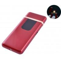 USB зажигалка Lighter №HL-77 Red