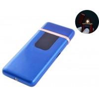 USB зажигалка Lighter №HL-77 Blue