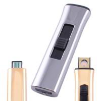 USB зажигалка Lighter №HL-78 Black