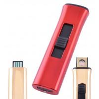 USB зажигалка Lighter №HL-78 Red