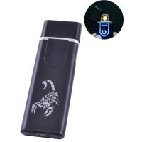 USB зажигалка Скорпион №HL-80-1