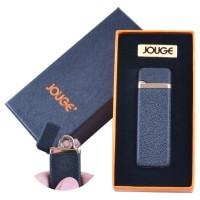 """USB зажигалка в подарочной упаковке """"Jouge"""" (Двухсторонняя спираль накаливания) №4869-1"""