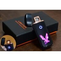 USB зажигалка в подарочной коробке Орел №HL-121-1