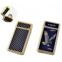 USB зажигалка Орел (Спираль накаливания) №HL-140-3