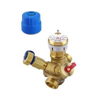 Балансировочный клапан AB-QM 25 G 1 1/4 ' Danfoss (003Z1214)