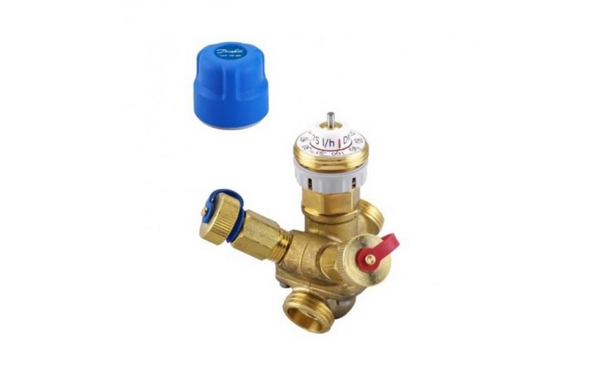 Балансувальний клапан AB-QM 25 G 1 1/4 ' Danfoss (003Z1214)