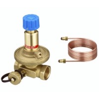 Балансировочный клапан ASV-PV 1/2 0,05-0,25 бар Danfoss (003L7601/003Z5501)