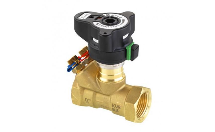Балансувальний клапан LENO MSV-B 1/2',kvs 2,5 Danfoss (003Z4030)
