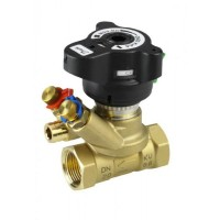 Балансировочный клапан LENO MSV-BD 1/2,kvs 3,0 Danfoss (003Z4001)