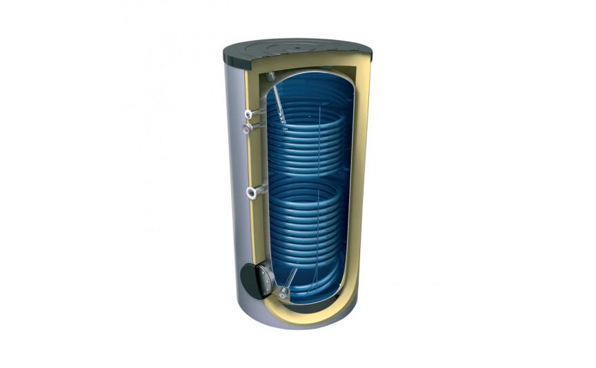 Бойлер косвенного нагрева напольный два т.о. .500 л. 1,96/1,36 кв. м (EV 15/7 S2 500 75)