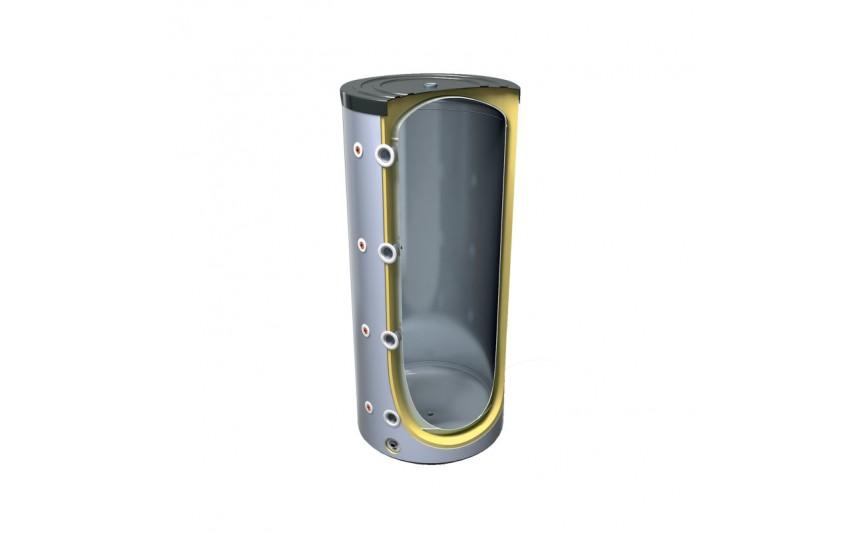Буферная емкость TESY 1000 л. без т.о. сталь 3 бара (V 1000 95 C)