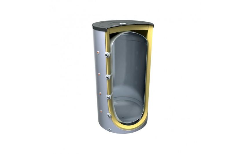 Буферная емкость TESY 2000 л. без т.о. сталь 3 бара (V 2000 130 F46 P4 C)