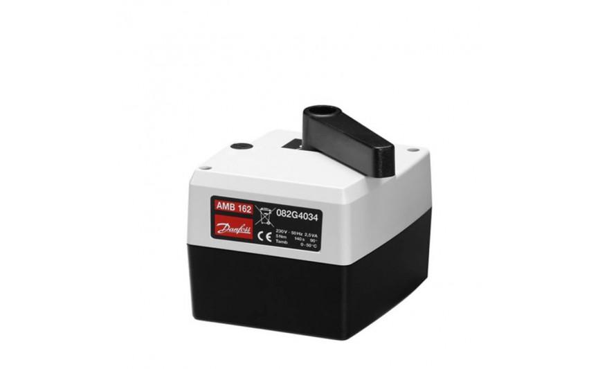 Електропривод AMB162, 15с, 5 Нм, 230В під імпульс. сигнал Danfoss (082H0220)
