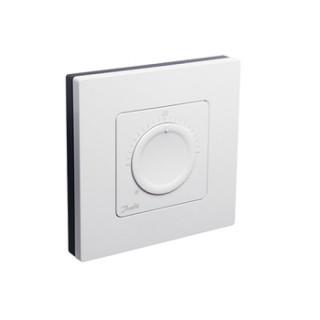 Комнатный термостат Icon Dial 230В наружный Danfoss (088U1000)
