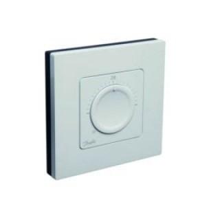 Комнатный термостат Icon Dial 230В встроенный Danfoss (088U1000)