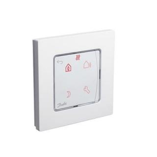 Комнатный термостат програм. с дисплеем Icon Programmable 230В встроенный Danfoss (088U1020)