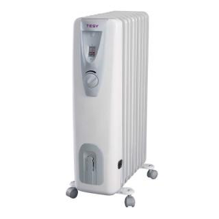 Масляный радиатор TESY  12 секций 2,5 кВт (СВ 2512 Е01R)
