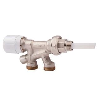 Вентиль двотруб. 2-х кутовий термо з клапаном 1 / 2х24 / 1,5 Icma №892