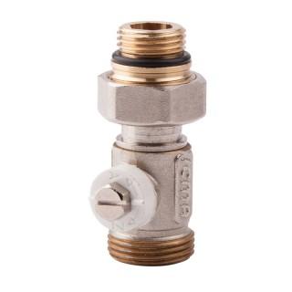 Вентиль простий термостатичний 1/2 (нижн.підкл) Icma № 916