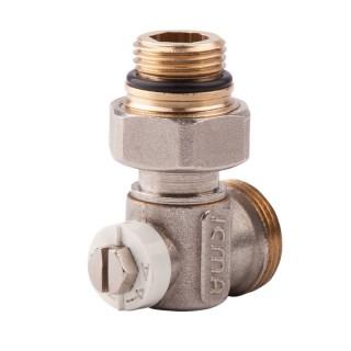 Вентиль простий термостатичний 1/2 (задн.підкл.) Icma №917