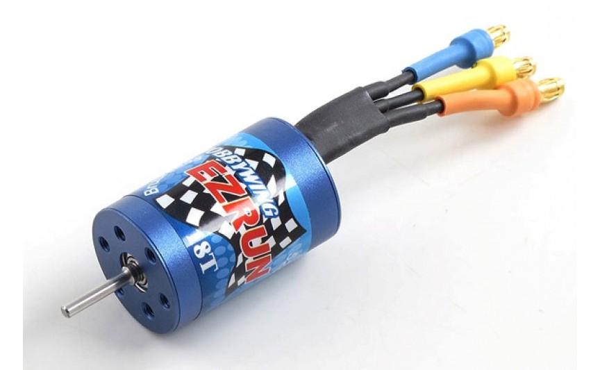 Бесколлекторный двигатель HOBBYWING EZRUN 2030 18T 5200kv для автомоделей