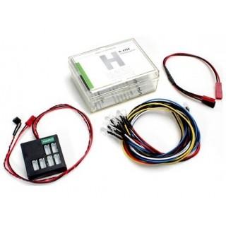 Комплект світлодіодів Team Magic з управлінням для автомоделей (TMH6704)