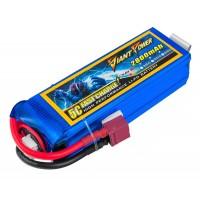 Акумулятор Giant Power Li-Pol 2800mAh 11.1V 3S 25C 28x35x104мм T-Plug