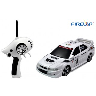 Автомодель р/у 1:28 Firelap IW02M-A Mitsubishi EVO 2WD (белый)