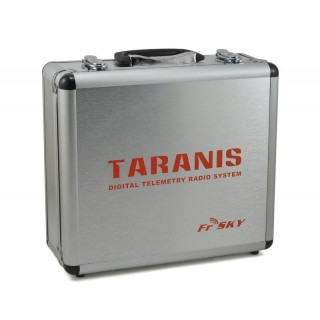 Алюмінієвий кейс FrSky для апаратури Taranis X9D