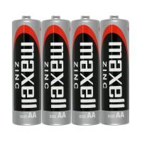 Батарейка AA Maxell R6 в пленке 1шт (4шт в уп.)