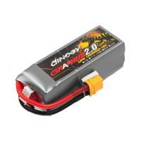 Аккумулятор Dinogy G2.0 Li-Pol 1800mAh 14.8V 4S 70C 33x35x90мм XT60