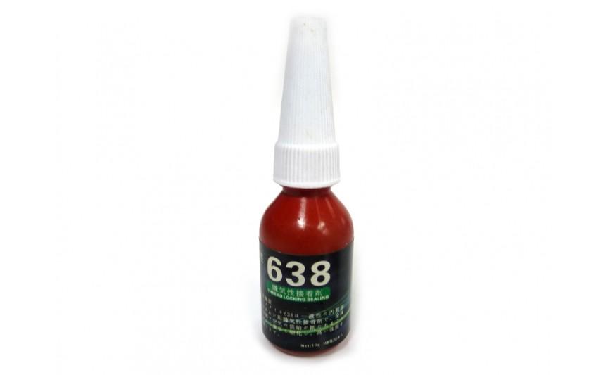 Локтайт Thead Locking Sealing 638 (зелёный)