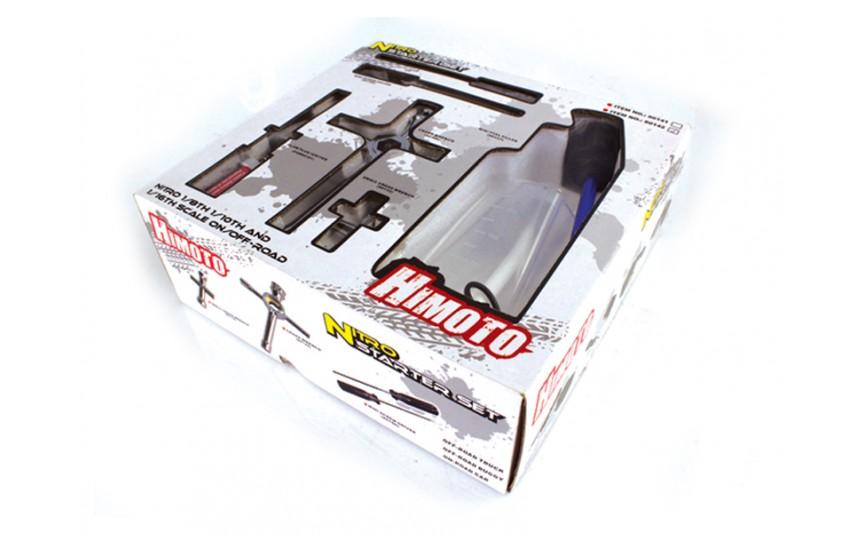 Стартовый набор ДВС 80142CE Starter Kit w/CE Charger