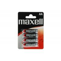 Батарейка AA Maxell R6 в блістері 1шт (4шт в уп.)