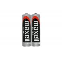 Батарейка AAA Maxell R03 в плівці 1шт (2шт в уп.)