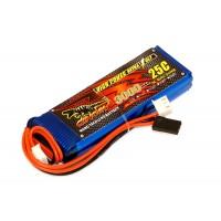 Акумулятор Dinogy Li-Pol 3000mAh 7.4V 2S 20x30x100 для FrSky X9D+