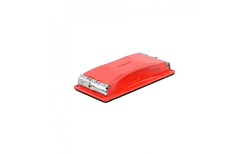 Блок шлифовальный (металлические зажимы) 100х210мм Sigma (9110021)