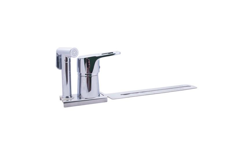 Биде приставка на унитаз с гигиеническим душем Frap H50 F1250-2